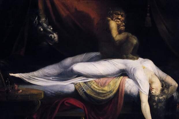 4 жутких цитаты людей, которые пережили сонный паралич