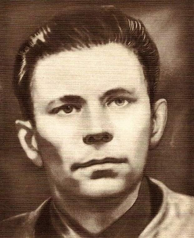 Партизан Фёдор Полетаев