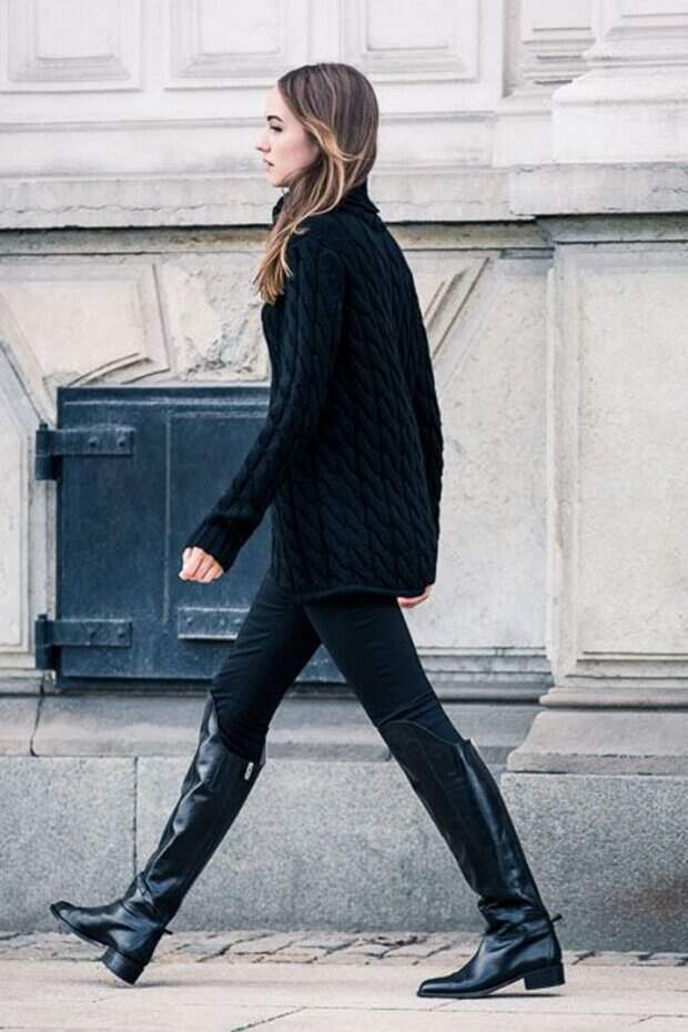 Какую обувь носить этой зимой? 6 идеальных вариантов