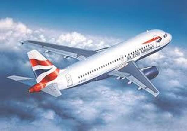 Самолет Airbus A319 авиакомпании Air France-KLM едва не столкнулся с бомбардировщиком Ту-95