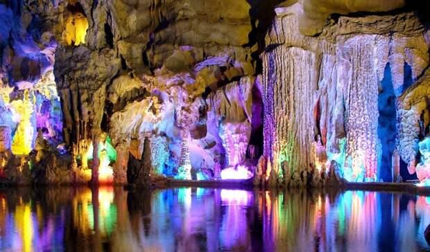 20 красивейших пещер вмире
