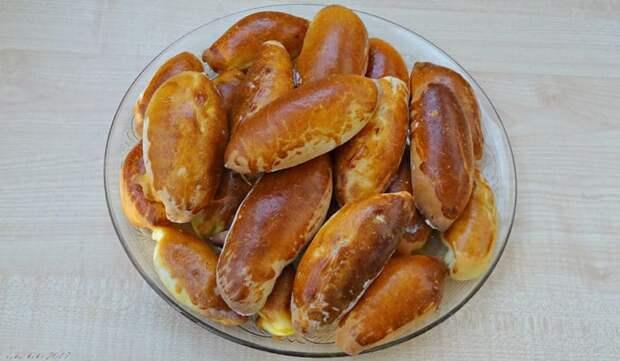 Пирожки с куриными потрошками. Бюджетная и очень вкусная закуска на каждый день 2