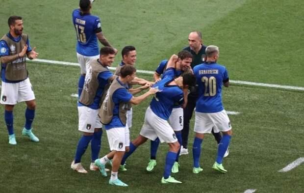 Сборная Италии не пропускает уже более 1000 минут