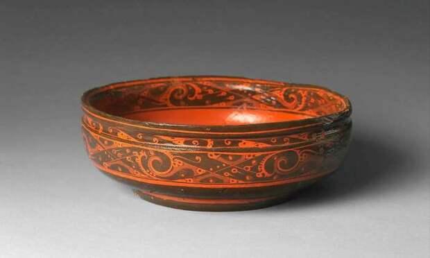 Лакированная посуда. \ Фото: google.com.