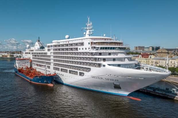 Продукция еще экологичнее: Московский НПЗ стал выпускать судовое топливо нового стандарта