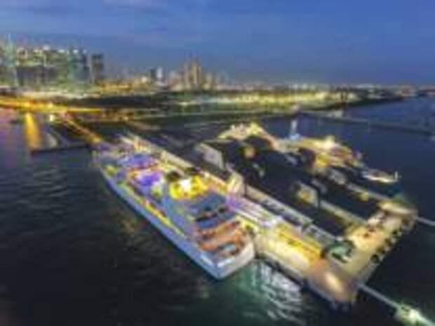 Сингапур устанавливает новые ориентиры для будущего круизных путешествий и безопасного восстановления отрасли