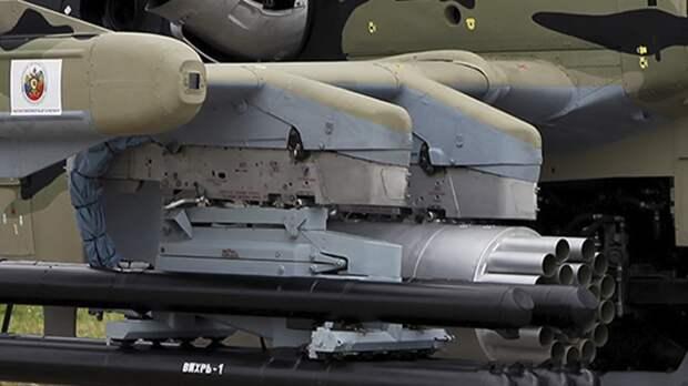 Российский беспилотник «Орион» осенью проведет первые пуски ПТУР «Вихрь»