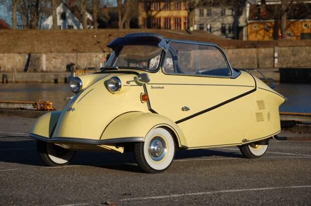 6 странных функций, которые были в ретроавтомобилях
