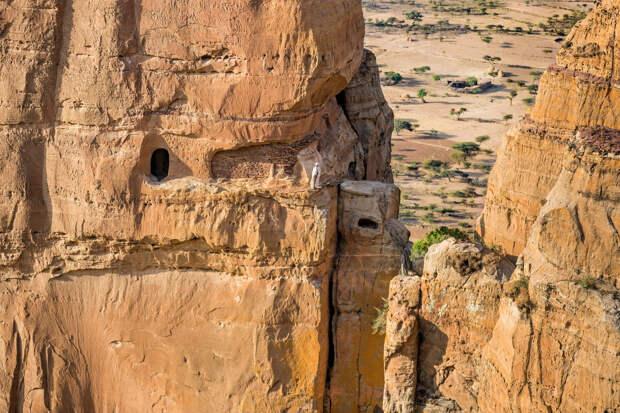 Древние церкви Эфиопии 8