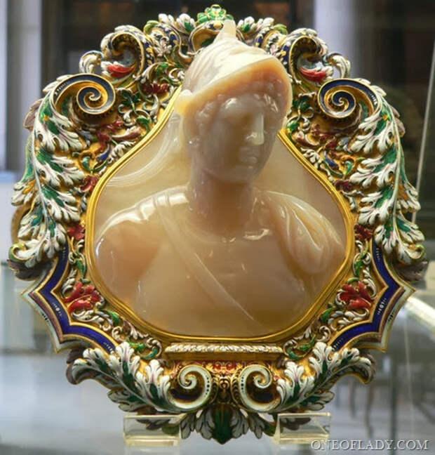 Камея – символ утончённой красоты