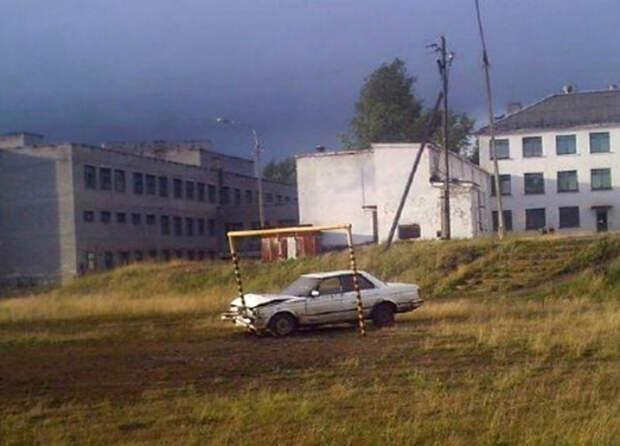 Не гонщик и не футболист... | Фото: fishki.net.