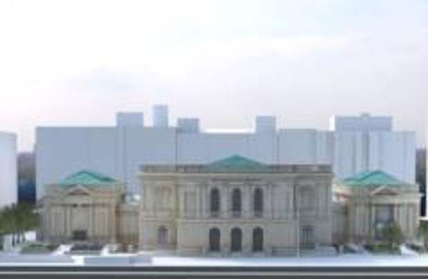 В Вене откроется новая Альбертина