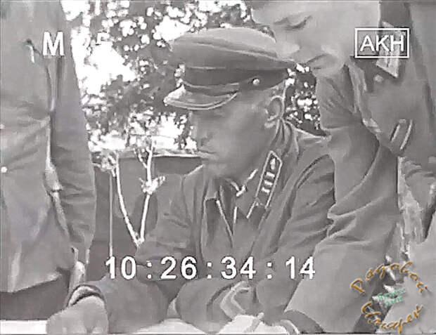 5 счастливых дней подполковника Пасынчука