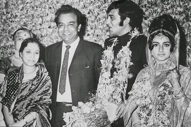 Свадьба Винода и Гитанджали