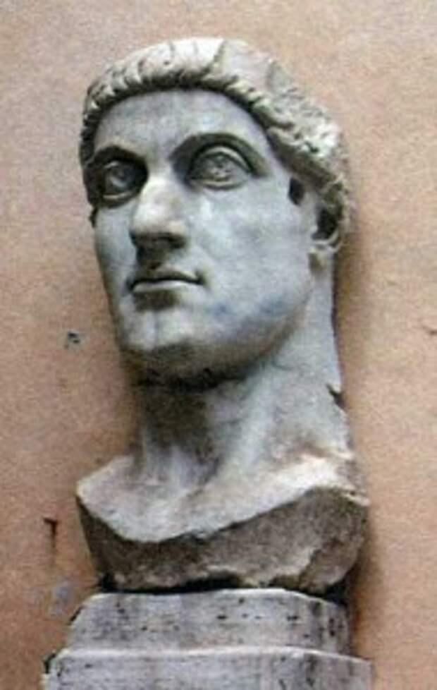 Флавий Валерий Аврелий Константин, Константин Великий (274-337) - римский император