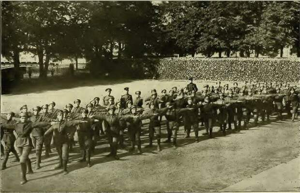 Женские батальоны смерти (фото история)