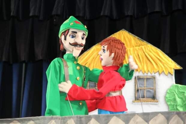 Театр кукол «Золотой кувшин» подготовил новую театральную постановку