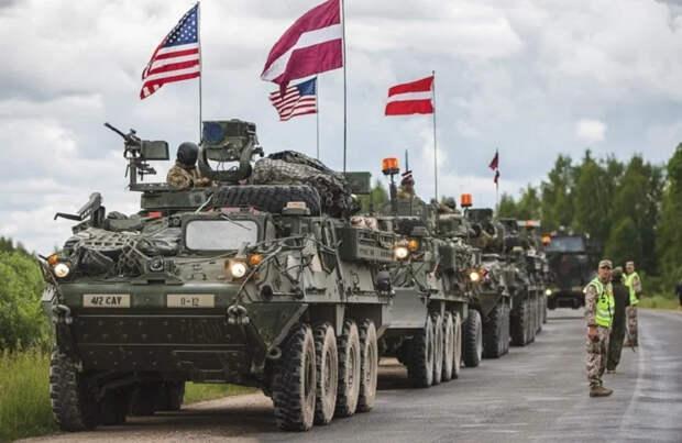 Сократив транзит своих грузов через Прибалтику, Россия нанесла тяжелый удар по всему блоку НАТО