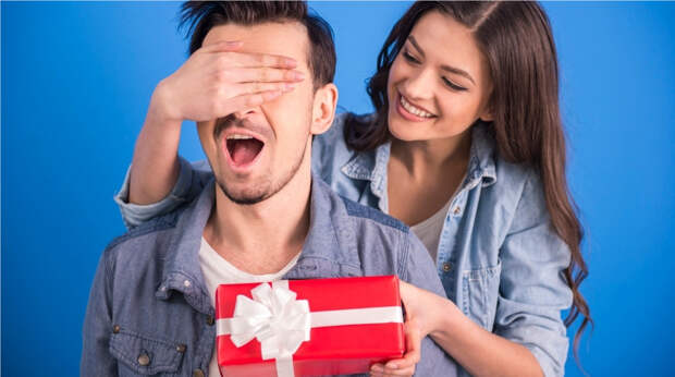 Что подарить мужчине ко Дню влюбленных?