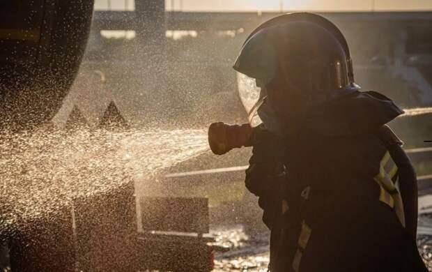 В первом полугодии на пожарах и происшествиях в столице спасено 611 человек
