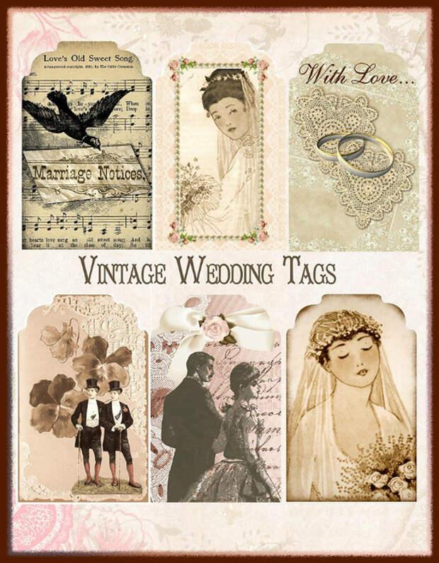 Vintage_Wedding_Heritage_Board_Book_Sample_Tags (546x700, 484Kb)