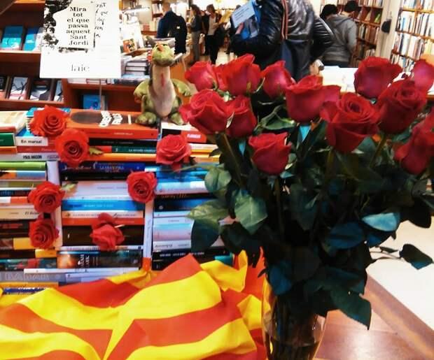 Каталония: точка на карте, где живет любовь