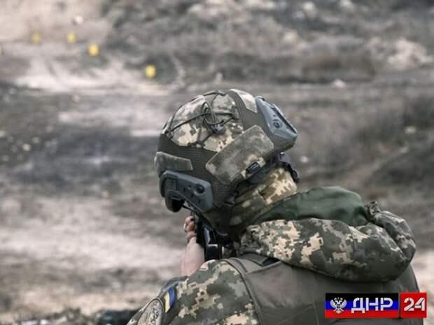 Командование «ООС» сообщило о гибели боевика ВСУ