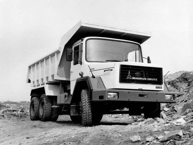 Magirus-232 СССР, автомобили, советская техника, советские машины
