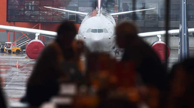 Россия начала ограничивать авиасообщение с Европой