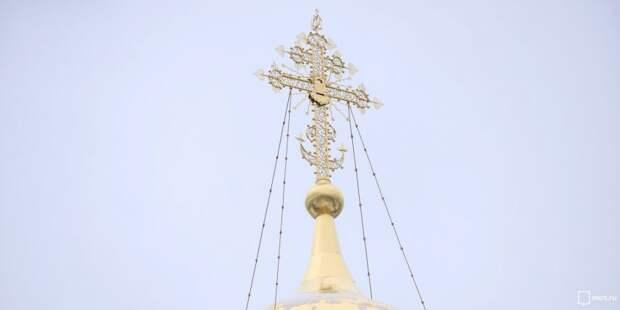 В храме на Верхней Масловке возобновились еженедельные встречи молодёжи