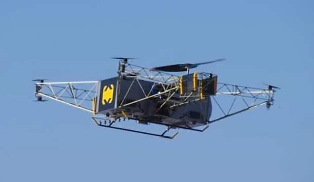 «Мы развернем целую индустрию»: под Казанью подняли в воздух «аэротрактор»