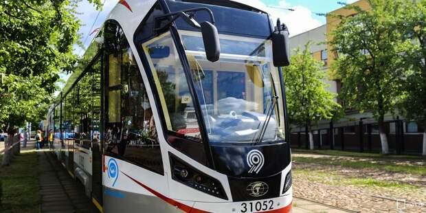 Трамвай №30 не будет ходить в предстоящие выходные