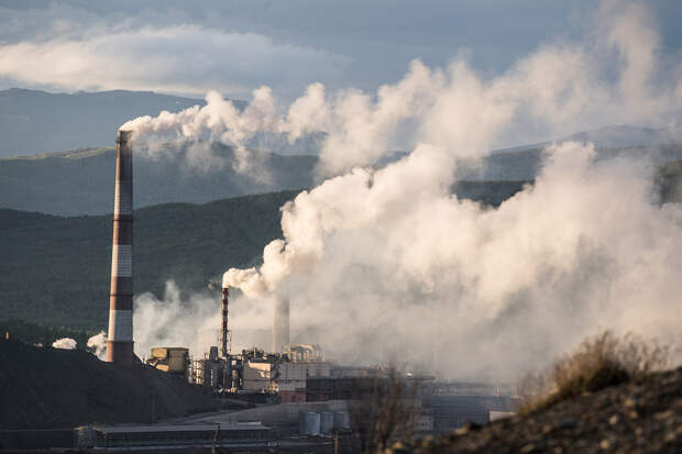 Экологи предупредили о росте выбросов углекислого газа