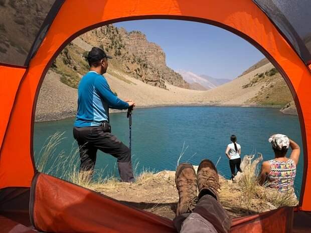 Марат Наджибаев. Озеро Темерташ