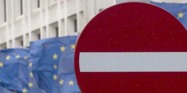 Санкции Евросоюза — против Белоруссии, но не Лукашенко
