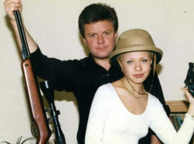 Елена Перова и Сергей Супонев | Фото: stuki-druki.com