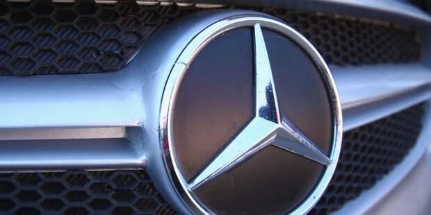 Mercedes-Benz отзывает свыше 1,6 тыс. машин