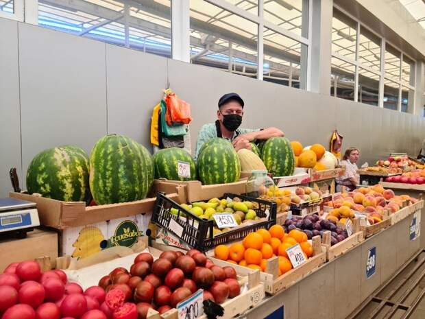 Арбузы есть, а денег нет. Из-за блокады Крыма у херсонских фермеров гниёт урожай