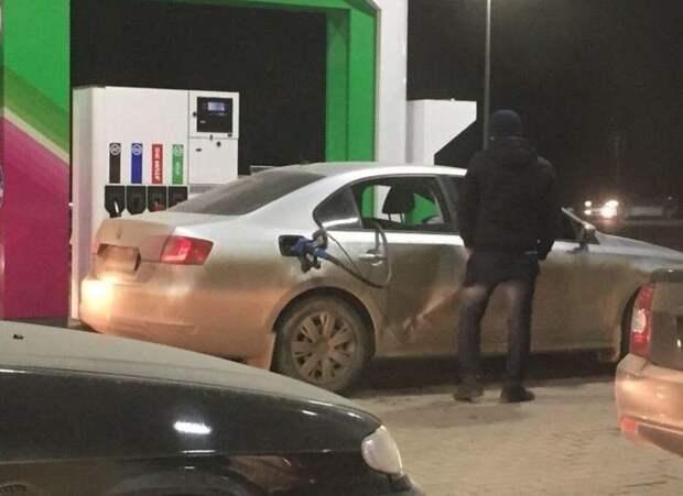 Машина - не роскошь, а средство увеселения! Вот проверьте!