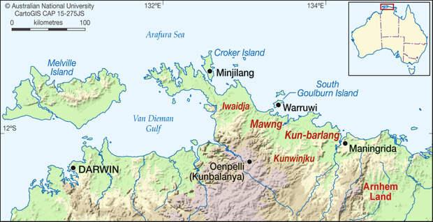 Южный Гоулберн: потрясающий остров, где 300 человек говорят на 9 разных языках