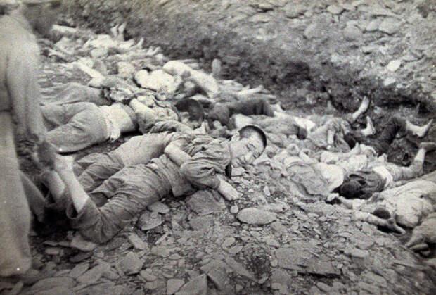 k12 0070 46 впечатляющих снимков Корейской войны