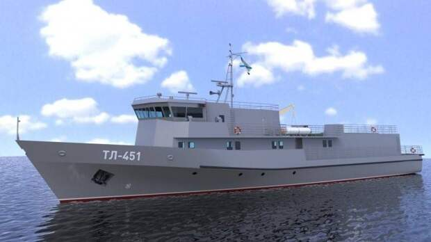 Катера-торпедоловы проекта 1388НЗТ