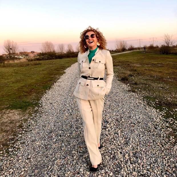 Стиль сафари в гардеробе женщины элегантного возраста: 14 оригинальных идей