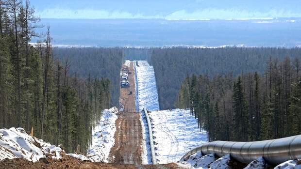 «Газпром» готов удовлетворить спрос КНР на российский газ