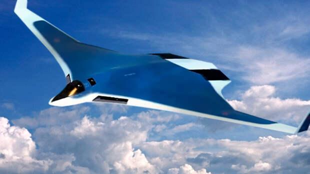 Он будет похож на морского ската. Новый русский дальний бомбардировщик пугает НАТО