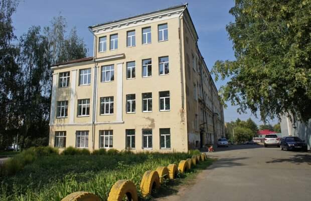 Ремонт ижевской школы №27 начнётся осенью 2020 года