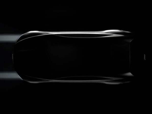 Появилось первое изображение нового Audi A9