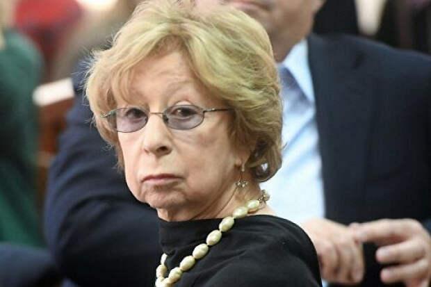 Ахеджакова назвала причину болезней истраданий Гафта