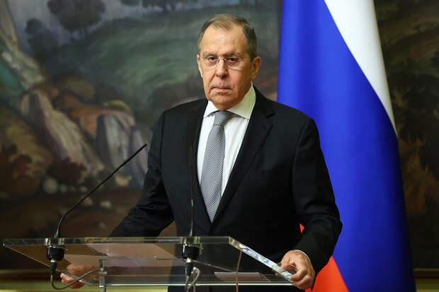 Лавров: унижаться перед ЕС ниже достоинства России