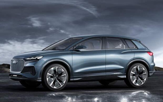 7 фактов о новом кроссовере Audi